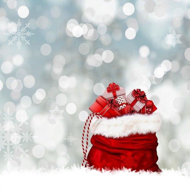 vánoční pytlík