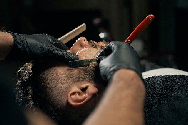 Barber v akci