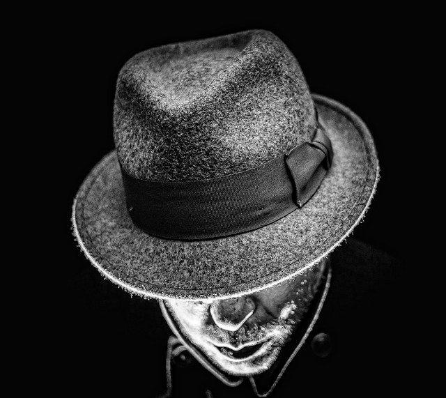 mafián v klobouku